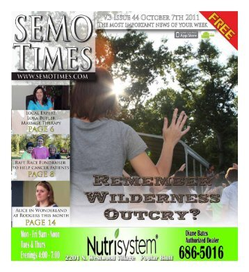 The Week in Review - SEMO TIMES