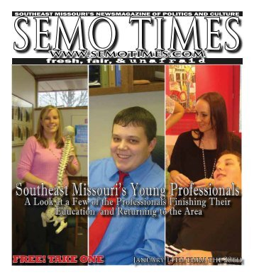 Southeast Missouri's Young Professionals - SEMO Times