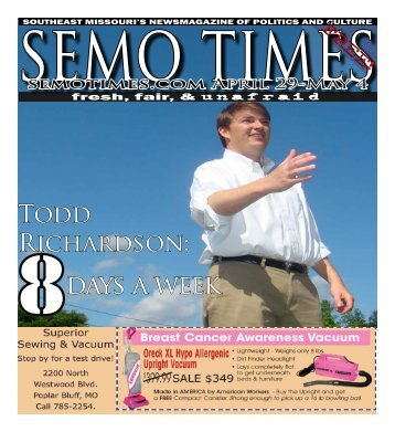 8days a week - SEMO Times