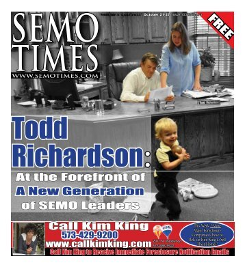 A New Generation At the Forefront of of SEMO Leaders - SEMO TIMES