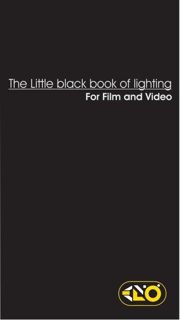 lighting handbook for pdf web... - ARRI Lighting Rental