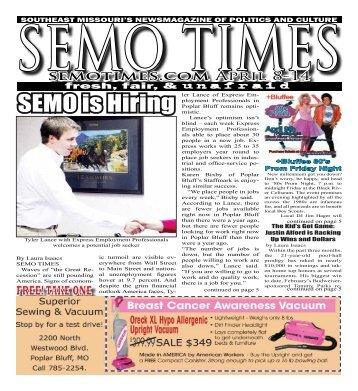 SEMO is Hiring - SEMO Times