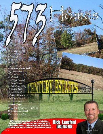 573 Homes and lifestyles - SEMO Times