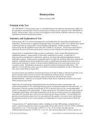 Procedure - Departments of Pathology and Laboratory Medicine