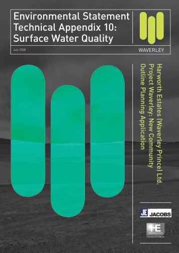 Surface Water Quality - Rotherham's Online Application for Mapping ...