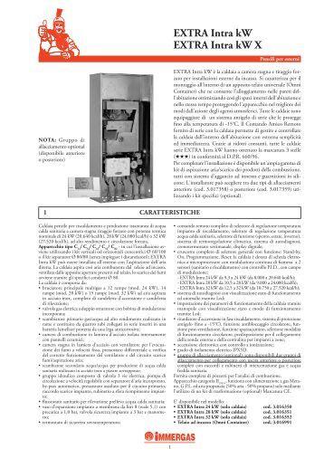 VICTRIX ZEUS SUPERIOR ErP - Immergas