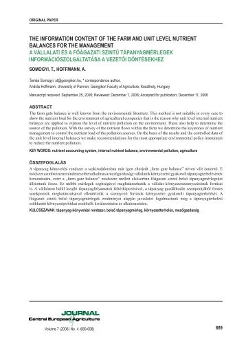 Fulltext: pdf (373 KB), English, Pages 689
