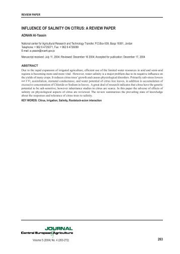 Fulltext: pdf (400 KB), English, Pages 263