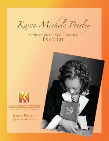 Karen Michele Presley - Stablerack