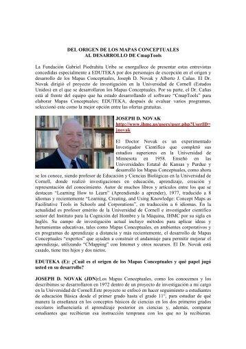 entrevistas - IHMC Public Cmaps - Institute for Human and Machine ...