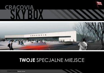 cracovia 1906/2010 / sky box 15