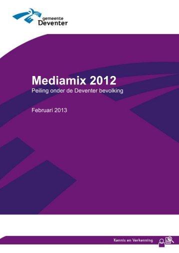 Mediamix 2012