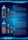 Meerwasserpräparate Salt Water Supplements - Aqua Medic - Seite 4