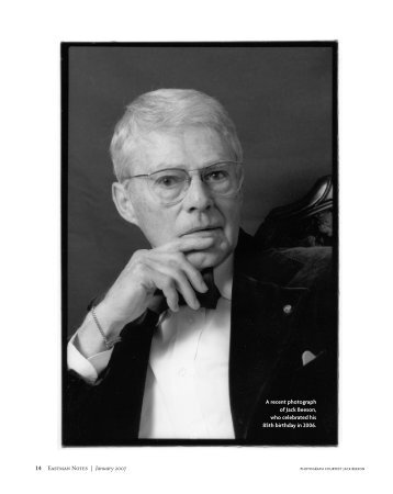 Eastman Notes July 2006 - The Department of Music at Columbia ...