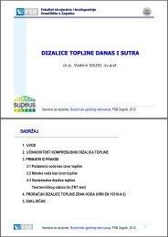 DIZALICE TOPLINE DANAS I SUTRA - Supeus