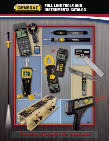 TOOL - General Tools And Instruments