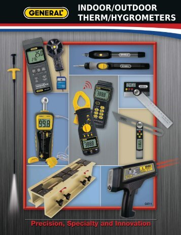 Indoor/Outdoor Thermal - General Tools And Instruments