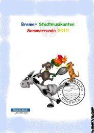 Ausschreibung Sommer 2010 - Tennisverband NORDWEST eV