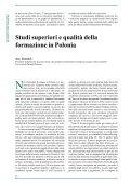 Gli studi universitari in Spagna - Università degli Studi di Catania - Page 3