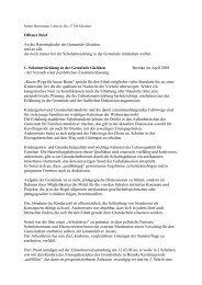 Stefan Heinemann, Bremke - SPD Ortsverein Gleichen