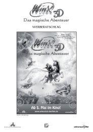 Ab 5. Mai im Kino! - Walt Disney Studios Motion Pictures Germany