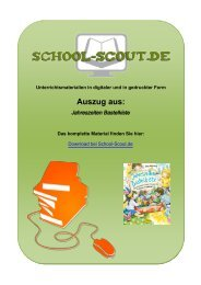 Jahreszeiten Bastelkiste - Lehrer bei School-Scout
