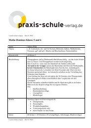 Mathe-Dominos Klasse 5 und 6 - Neue Unterrichtshilfen für Lehrer ...