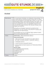 Englisch - Neue Unterrichtshilfen für Lehrer und Schüler