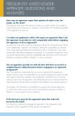 APPRAISERS, APPRAISALS, & YOU: A LENDER'S GUIDE TO USPAP - Page 5