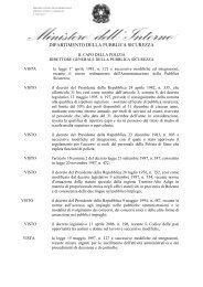 bando - ANIP - Italia sicura