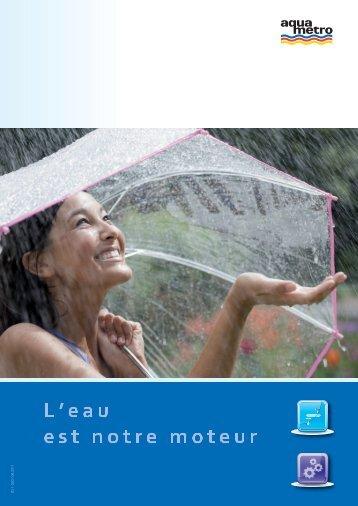 plus d'informations - Aquametro AG