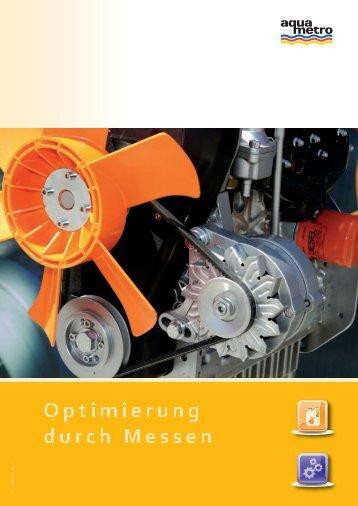 Optimierung durch Messen - Aquametro AG