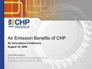 PowerPoint Presentation - CHP