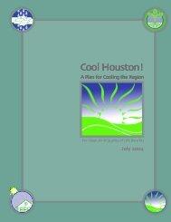 Cool Houston Plan - Houston Advanced Research Center