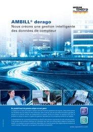 AMBILL® derago - Aquametro AG