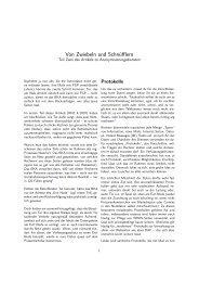 Von Zwiebeln und Schnüfflern - Datenschmutz Wiki