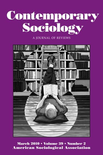 Contemporary Sociology - American Sociological Association