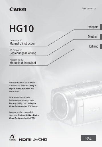 Video - Canon Europe