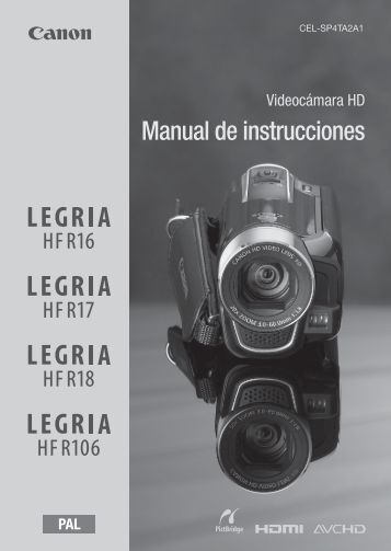 Manual de instrucciones - Canon Europe