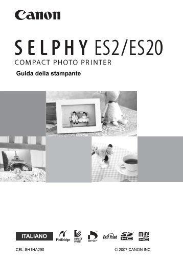 Guida della stampante - Canon Europe