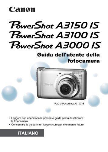 1 Scegliere - Canon Europe