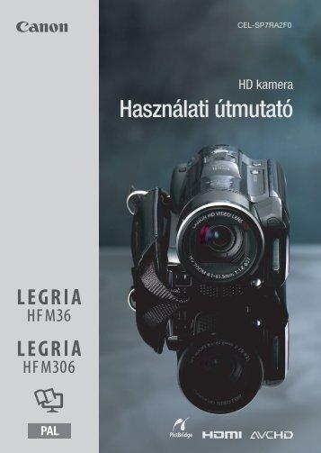 Használati útmutató - Canon Europe