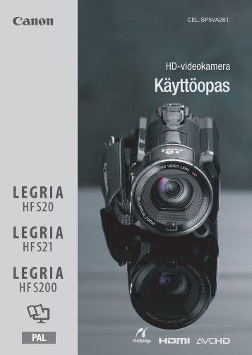 Käyttöopas - Canon Europe