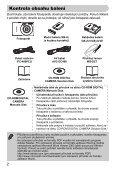 Uživatelská příručka k fotoaparátu - Canon Europe - Page 2