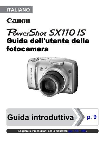Guida dell'utente della - Canon Europe