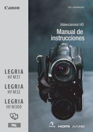 Manual de instrucciones - Canon Europe