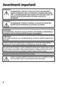 Manuale di istruzioni - Canon Europe - Page 2