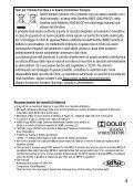Manuale di istruzioni - Canon Europe - Page 3
