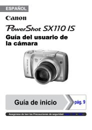 Guía del usuario - Canon Europe