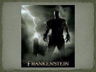 Frankenstein Background